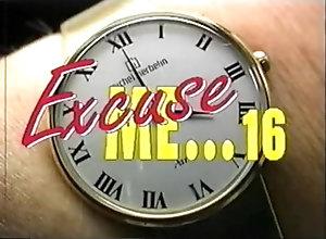 Vintage,Classic,Retro,Amateur,German Excuse Me 16