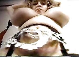 Hairy;Vintage;British;Softcore;Big Natural Tits Debbie Jordan...
