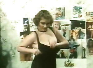 Vintage,Classic,Retro,Knockers,seduction Big Tit Seduction