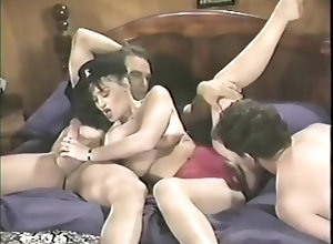 Anal,Double Penetration,Vintage,Classic,Retro,Classic,German,Penetrating Classic DP: Lady...