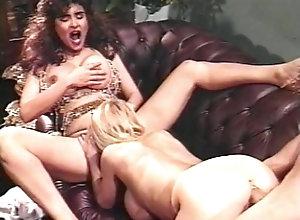 Facial,Latin,Tami Monroe,Leanna Foxx,Kiss,Brazil,Peter North,TT Boy,John T. Bone The Goddess