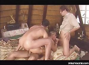 Anal;Cumshots;Vintage;Double Penetration;Gangbang;Private Classics Susan loves DP