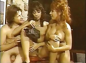 Anal;Vintage;Threesomes Bunny Bleu, Lana...