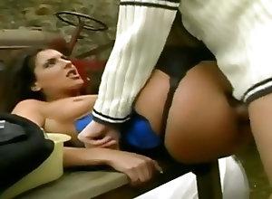 Anal;Vintage;Stockings;Lingerie;HD Videos;Outdoor Karen Lancaume # 01