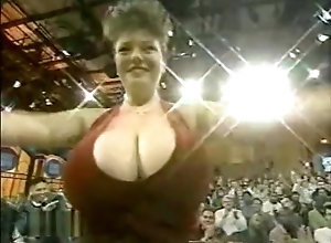 Vintage,Classic,Retro,Big Tits,Amateur,Knockers,Music,Nature,Nympho,Stripping,Jenny Jones Freak of Nature...