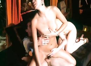 Vintage,Classic,Retro,Group Sex,Blowjob,Cumshot,Wife Tales Of A Madam