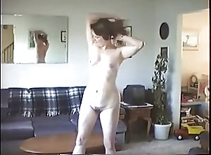 Homemade;Masturbation;Vintage;Wife;Old Old VHS rip from...