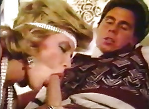 Blondes;Vintage;Threesomes Ginger Lynn,...