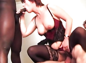 Interracial;Matures;Vintage;HD Videos;Action French matures in...