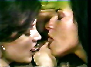 Blowjob;Brunette;Cumshot;Pornstar;Vintage;Doggy Style;Threesome;American;Rolling;1980s;Roll Kandi Barbour -...