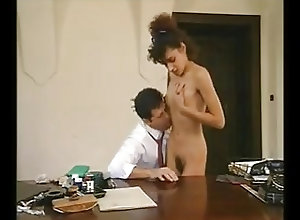 German;Hairy;Hardcore;Vintage Geiler Sex im Buero