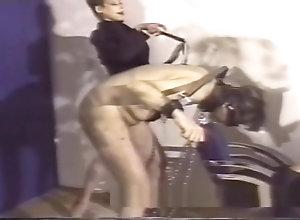 Vintage,Classic,Retro,BDSM,Fetish,Master,Slave Slave endures...