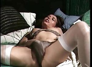 German;Lingerie;Masturbation;Stockings;Vintage;Satin Panties;Panties Masturbation;Satin;Classic;Retro;Panties Retro Classic -...