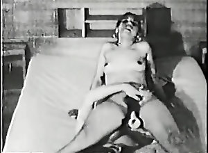Hairy;Vintage;Action lesbo action in...