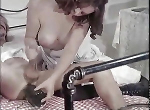 Brunettes;Handjobs;Sex Toys;Vintage;Bottle Vintage - She...