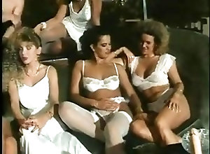 Group Sex;Vintage;Stockings;Italian;Classic Italian Classic