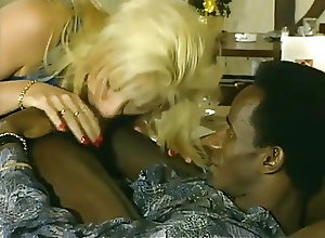 Group Sex;Vintage;Stockings;Interracial;French;Classic French Classic