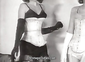 Matures;Vintage;Stockings;MILFs;Lingerie;Erotic;Hotties;Dance;Erotic Dance;Vintage Cuties Channel Erotic Dance of...