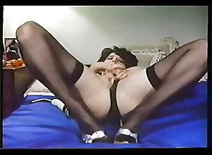 Masturbation;Matures;Vintage Vintage Masturbation