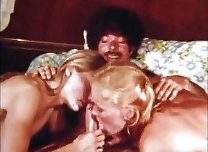 Retro;Blondes;Group Sex;Threesomes;Vintage Belle Femme