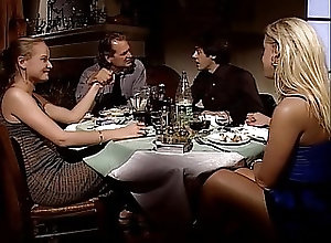 Blowjobs;Cumshots;Group Sex;Italian;Vintage Italian Filmaking