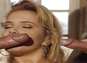 Anal;Cumshots;Double Penetration;Threesomes;Vintage;HD Videos;Needed She Needed That