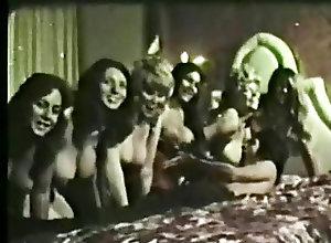 Hairy;Vintage;Wild Orgy;70s;Wild wild orgy - 70s