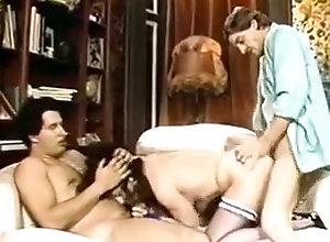 Group Sex,Bunny,Dark Hair,Orgy,savage,Vintage Vintage Orgy With...
