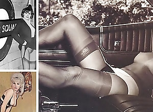 Retro;Stockings;Vintage Vintage slideshow