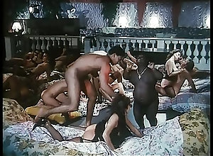 Teens;Group Sex;Vintage;Orgy;Party;X Czech Orgy from Rotte e...
