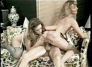 Cum Swallowing;Blowjobs;Threesomes;Big Boobs;Vintage Vintage trio..
