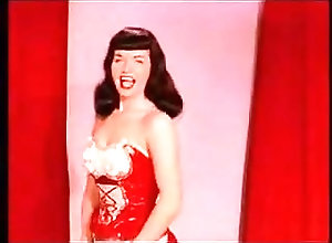 Vintage;Doll Betty Page Party...