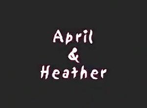 Lesbian,Vintage,Classic,Retro,april a,Foot Worship,Lesbian,Secretary,Worship April and Heather...