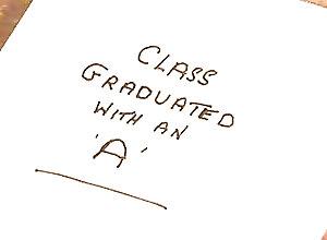 A Graduation Ball