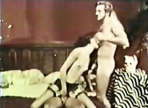 Vintage,Classic,Retro,Threesome,Vintage Peepshow Loops...