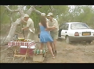 Anal;Cumshots;Group Sex;Vintage;Double Penetration;Vacation;Wild Wild Safari Vacation