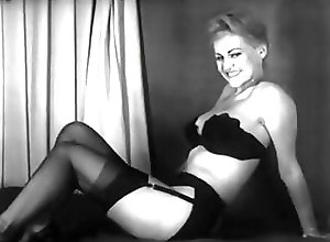 Big Boobs;Vintage;Lingerie;Softcore;Striptease;Great;Tease Great Strip and...