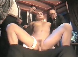 Vintage,Classic,Retro,Group Sex,Gangbang,Blowjob,Group Sex Zara Whites group...