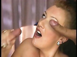 Cumshots;Group Sex;German;Cum in Mouth;Retro german cumshot