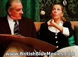 Vintage;British;Spanking;Retro Retro British...