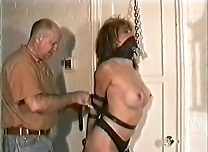 Compilation,Brunette,Vintage,Classic,Retro,BDSM,Bondage,Fetish,Compilation,Tied Up Devonshire...