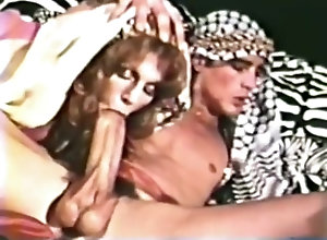 Vintage,Classic,Retro The Sheik