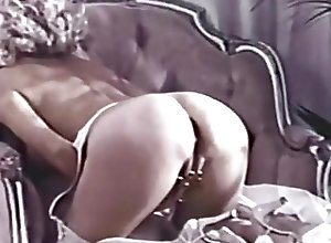 Masturbation;Vintage;Stockings;Nicola Nicola