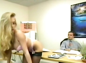Vintage,Classic,Retro,Big Tits,Office,Stripping,Tease & Denial,Undressing strip tease and...
