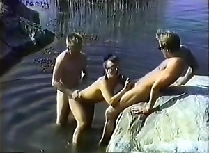 Anal,Double Penetration,Vintage,Classic,Retro,Threesome,Public,Outdoor,Classic,Double Penetration,Outdoor,Penetrating Outdoor Double...