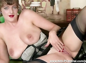 nhlpcentral;big;boobs;masturbate;retro;kink;big;tits;nylon;stockings;lingerie;vintage;glamour;fingering;high;heels;fetish;office;fully;fashioned;british,Big Tits;Fetish;Masturbation;Pornstar;Vintage,kate anne Busty natural...
