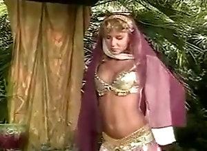 Blonde,Oriental,Queen Oriental Princess...