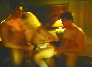 Blondes;Vintage;Threesomes;Vibrator;American Deep inside...