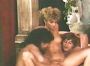 Vintage;Retro;Scenes Scene With Ginger...
