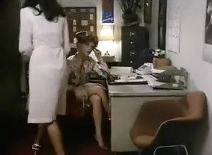 Lesbian,Redhead,Hairy,Stockings,sapphic,Secretary Sapphic Office...